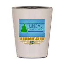 Juneau Pride Shot Glass
