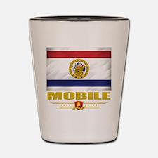 Mobile Pride Shot Glass