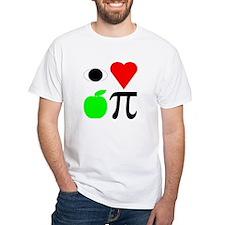 I Heart Apple Pie I Love Appl Shirt