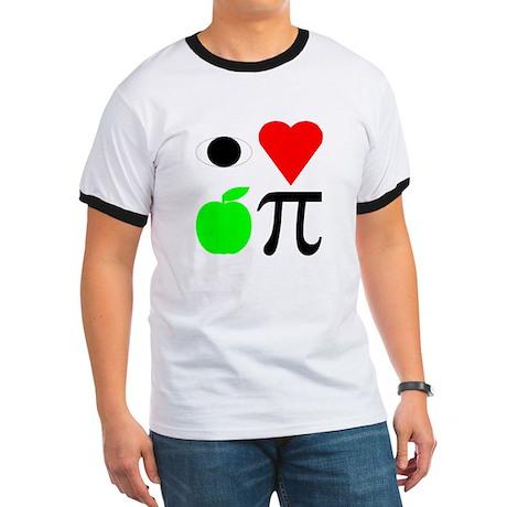 I Heart Apple Pie I Love Appl Ringer T