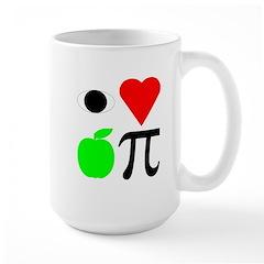 I Heart Apple Pie I Love Appl Mug