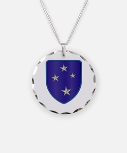 Americal Division Necklace