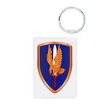 1st Aviation Brigade Keychains
