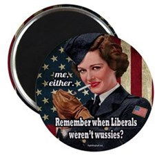"""Remember When? 2.25"""" Magnet (10 pack)"""
