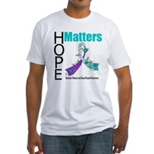 Hope Matters Purple&Teal Shirt