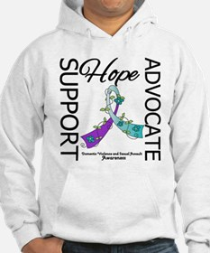 Hope Support Advocate Hoodie