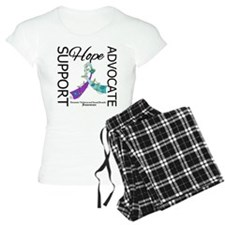 Hope Support Advocate Pajamas