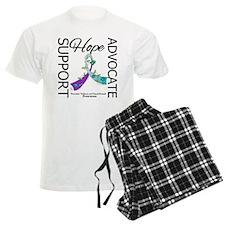 Hope Support Advocate Pajamas
