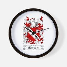 Marsden Wall Clock
