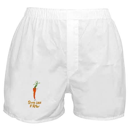 Carrot! Boxer Shorts