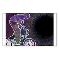 WillieBMX The Glowing Edge Decal
