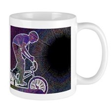 WillieBMX The Glowing Edge Mug