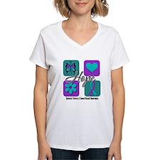 Hope Inspire Tiles Shirt