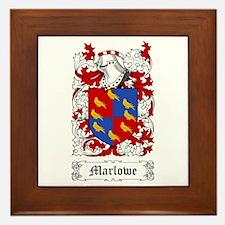 Marlowe Framed Tile