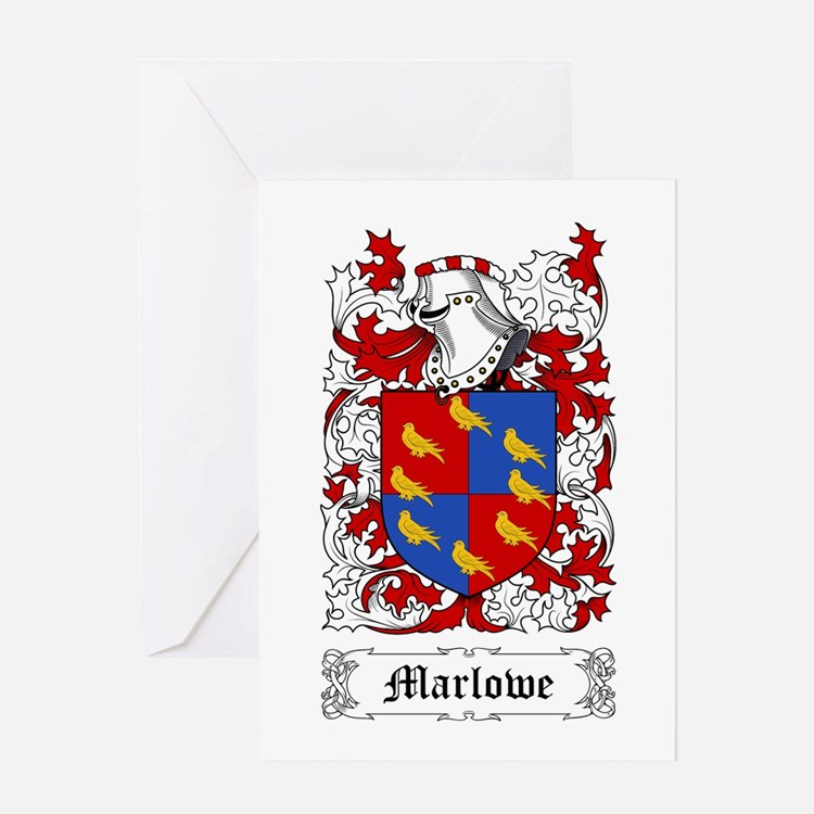 Marlowe Greeting Card