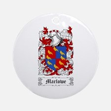 Marlowe Ornament (Round)