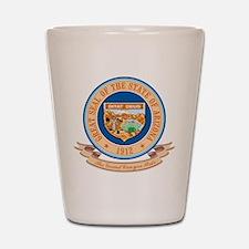 Arizona Seal Shot Glass
