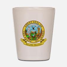 Idaho Seal Shot Glass