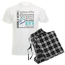 In Honor Ribbon Pajamas