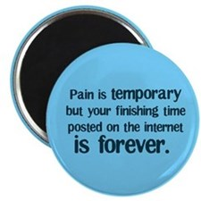 Pain is Temporary Magnet