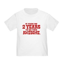 Funny Two Year Old T
