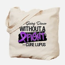 Not Going Down - Lupus Tote Bag