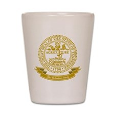 Tennessee Seal Shot Glass