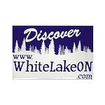 White Lake ON Rectangle Magnet (10 pack)