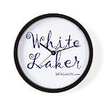 White Lake ON Wall Clock