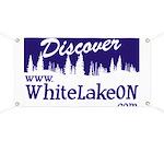 White Lake ON Banner