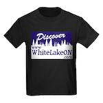 White Lake ON Kids Dark T-Shirt