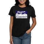 White Lake ON Women's Dark T-Shirt