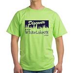White Lake ON Green T-Shirt