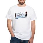 White Lake ON White T-Shirt