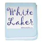 White Lake ON baby blanket