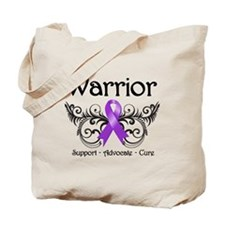 Lupus Warrior Tote Bag