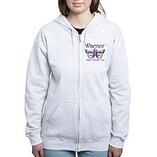 Lupus Warrior Zip Hoodie