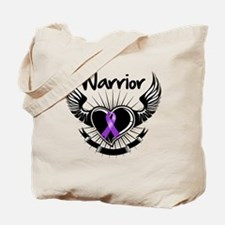 Warrior Wings - Lupus Tote Bag