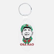 Anti-Obama Oba Mao Keychains