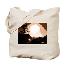 WillieBMX The Warm Earth Tote Bag