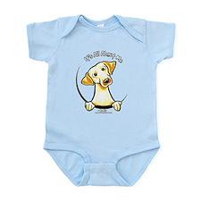 Yellow Lab IAAM Infant Bodysuit
