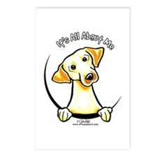 Yellow Lab IAAM Postcards (Package of 8)