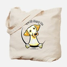 Yellow Lab IAAM Tote Bag
