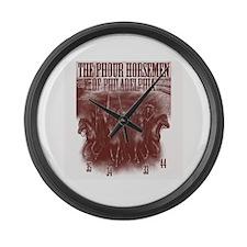 Chooch Large Wall Clock