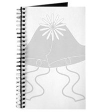 Silver Bells And Ribbons Journal