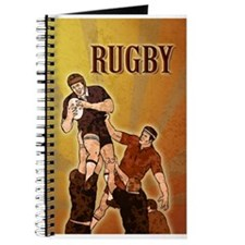 rugby player line out Journal
