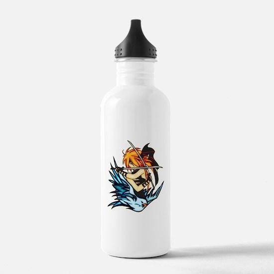 Warrior Woman Water Bottle