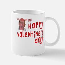 Crabby Valentine Small Small Mug