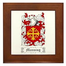 Manning Framed Tile