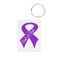 Find a Cure - Lupus Keychains